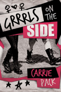 Grrrls on the Side - cover